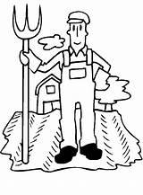 Coloring Pages Farmer Macdonald Farm Mcdonald Had Clipart Worksheets Printable Clip Farms Focus Orton Randy Way Sheets Jobs Popular Coloringhome sketch template