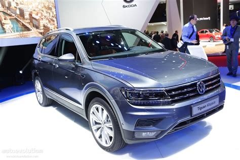 2018 Volkswagen Tiguan Allspace Specs, Options And Prices