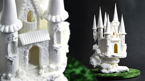 sugar fairytale castle topper yeners