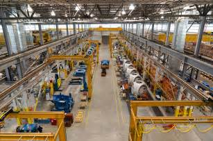 Manufacturing Plant Facility