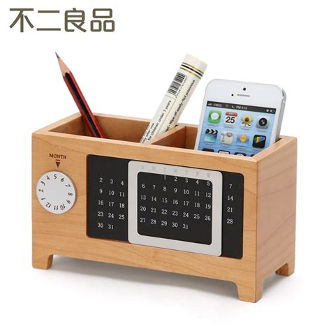 office and desk supplies wooden pen creative fashion office supplies stationery