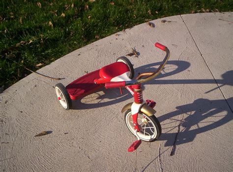 Permalink to Used Radio Flyer Tricycle