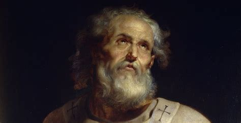 saint peter biography facts childhood family life