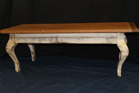 white vintage table l vintage coffee table with white leg vintage furniture exhitz