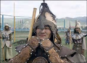 Mongol Warrior Genghis Khan