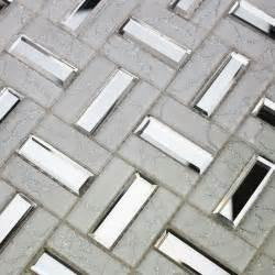 crystal glass mosaic sheet wall stickers kitchen