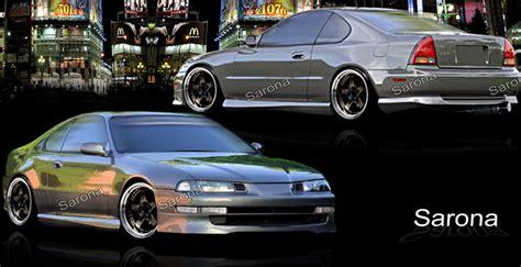 custom honda prelude body kit coupe    manufacturer sarona part hd  kt