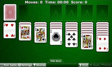 solitaire double deck hd android apk game solitaire