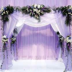 arche mariage 2015 free shipping 0 75 10m wedding decoration organza silk flower shaped arches happy