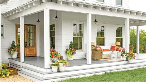 porch makeovers        southern living