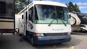 2000 Allegro Bay 36db By Tiffin Motorhomes  U2013 Stock  17904