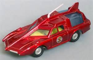 Captain Scarlet Toys