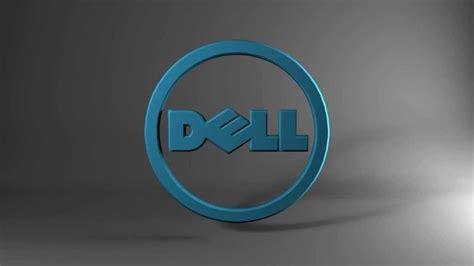 Dell Logo Turntable