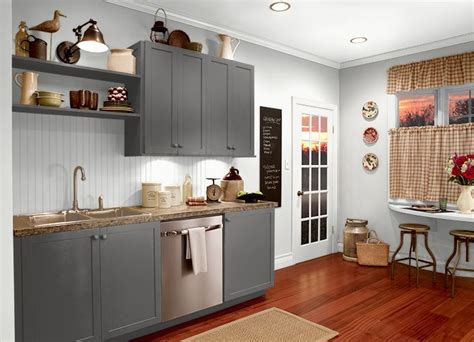 behr kitchen paint colors behr granite cabinets ultra white walls trim 4408