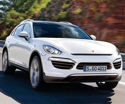 porsche cayenne coupe release date specs  pictures