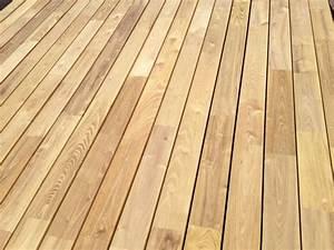 Lames Parquet Bois : terrasse lames parquet massif acacia 22 x 120 mm ~ Premium-room.com Idées de Décoration