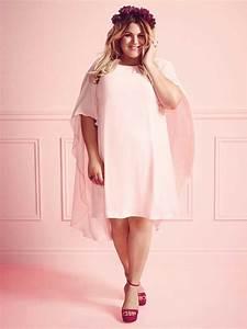 Elle Jeans Size Chart Nicolette Mason The Gabi Cape Dress Addition Elle