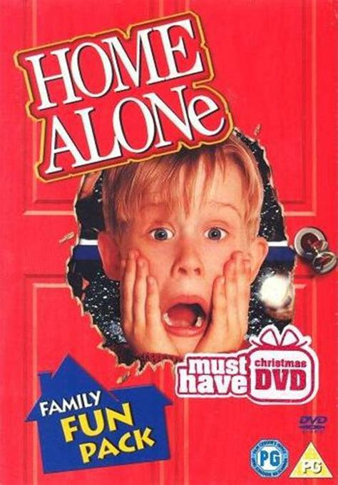 Buy Home Alone Collection (dvd) From Our Family Dvds Range Tesco