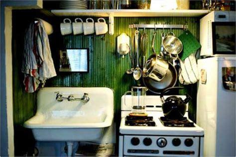 deco vintage cuisine comment amenager une cuisine archzine fr