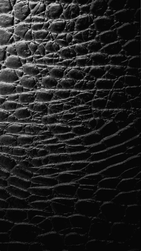Black Wallpaper Iphone For by Crocodile Skin Pattern In Black For Cool Iphone 7