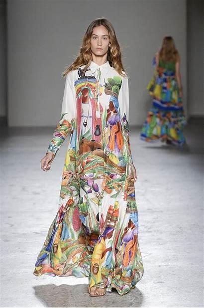 Stella Jean Summer Spring Trends Womenswear Milano