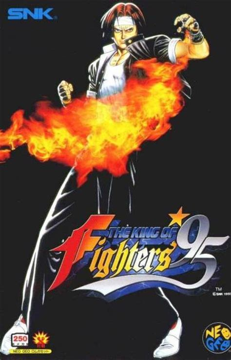 Retro Game Of The Week The King Of Fighters 95 Pixlbit
