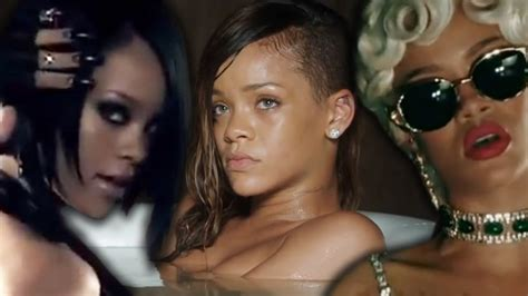 7 Sexiest Rihanna Music Videos Of All Time Youtube