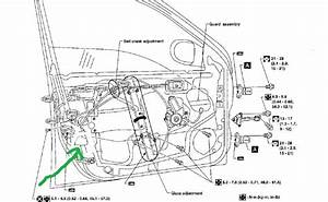 Diagrams To Remove 2010 Nissan Cube Driver Door Panel