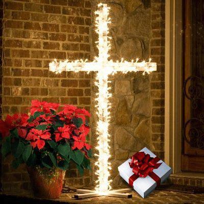 afa xmas cross wine  church christmas decorations