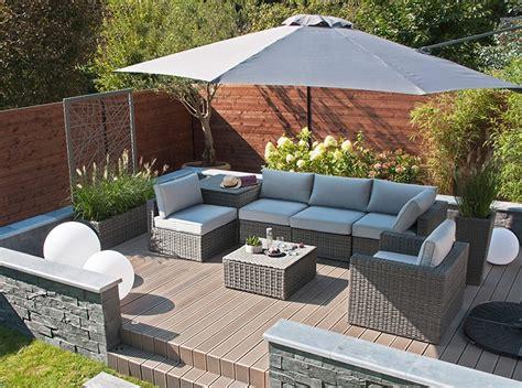 salon de jardin detente castorama mobilier de jardin et