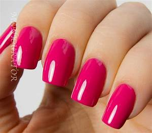 Be sassy and sweet top hot pink nails