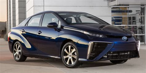 2018 Toyota Mirai Design And Price  2019 Release Date And