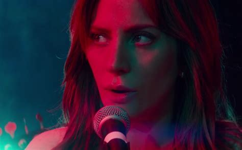 "Hear Lady Gaga's ""shallow"" From The ""a Star Is Born"
