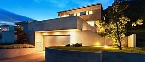luminaire exterieur maison contemporaine With eclairage exterieur maison contemporaine