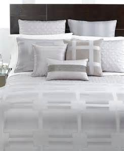 Macys Hotel Collection Bedding by Hotel Collection Meridian Duvet Cover