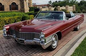 1965 Cadillac Deville Convertible For Sale On Bat Auctions