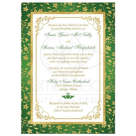 Photo Optional Wedding Invitation