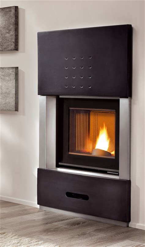 Calore   Piazzetta Pellet Fireplaces