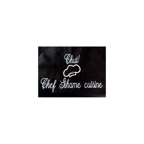 tablier de cuisine personnalisé brodé tablier de cuisine personnalisé tablier brodé cadeau