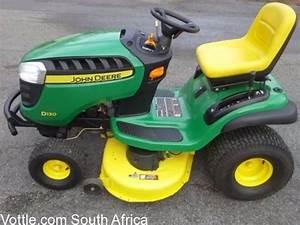 John Deere Riding Lawn Mower Manual