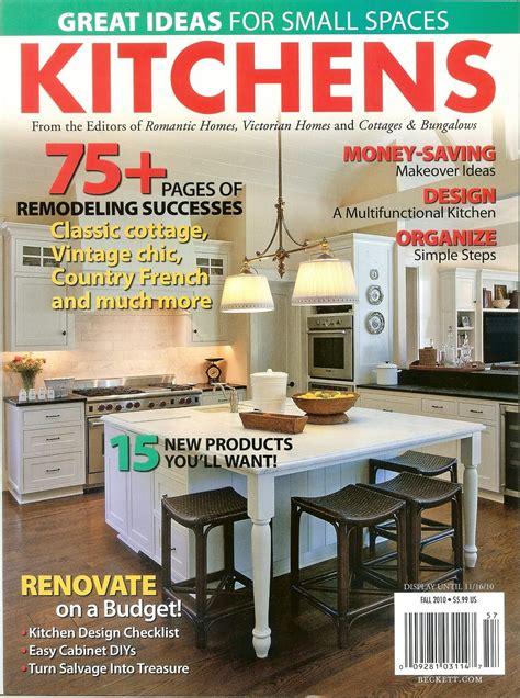 Kitchen Design Magazine  Image To U