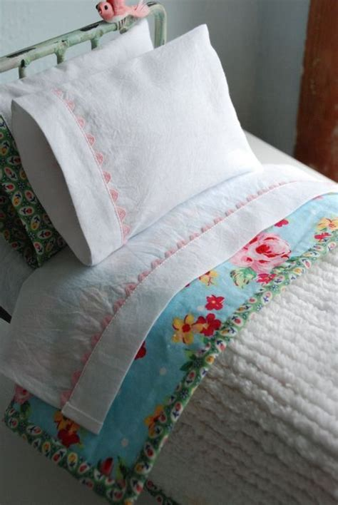 Beautiful, Bed Linens And Doll Bedding On Pinterest