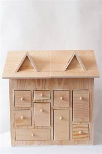 Calendrier De L Avent Maison En Bois : diy 34 mon calendrier de l 39 avent en bois et ses d corations en papier sp4nk blog ~ Melissatoandfro.com Idées de Décoration