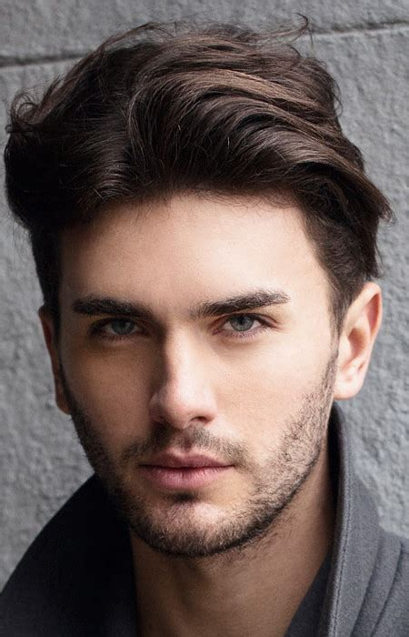 25 Medium Hairstyles And Haircuts for Men   Mens Craze