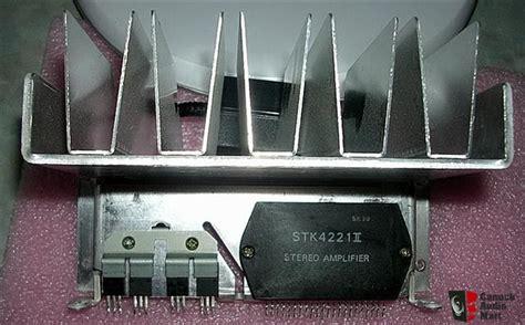 Stk Stereo Amplifier Module Rse Photo