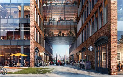 Brooklyn Pioneering New Office Development Kent