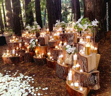 best 25 woods wedding ceremony ideas on pinterest