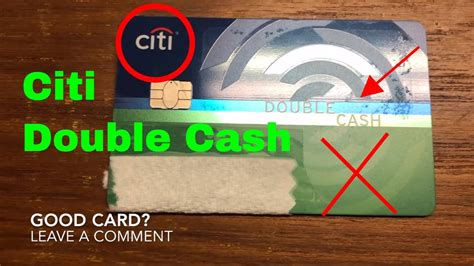 Are you a registered user? Citi Double Cash Mastercard Credit Card Review 🔴 - YouTube