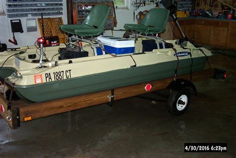 Pelican Boats by Pelican Coleman Pontoon Boat For Sale From Usa