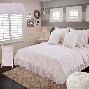 Cotton, Tale, Heaven, Pink, Floral, Reversible, 8, Pc, Full, Queen
